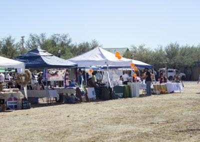 amado chili cook off vendor tents